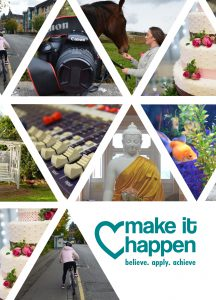 Make It Happen Booklet Front Cover